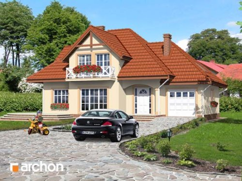 Dom w Lubczyku - Dankowice - na sprzedaż