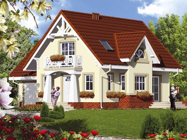 Dom w Morelach