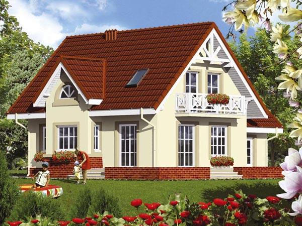Dom w Morelach - na sprzedaż Dankowice