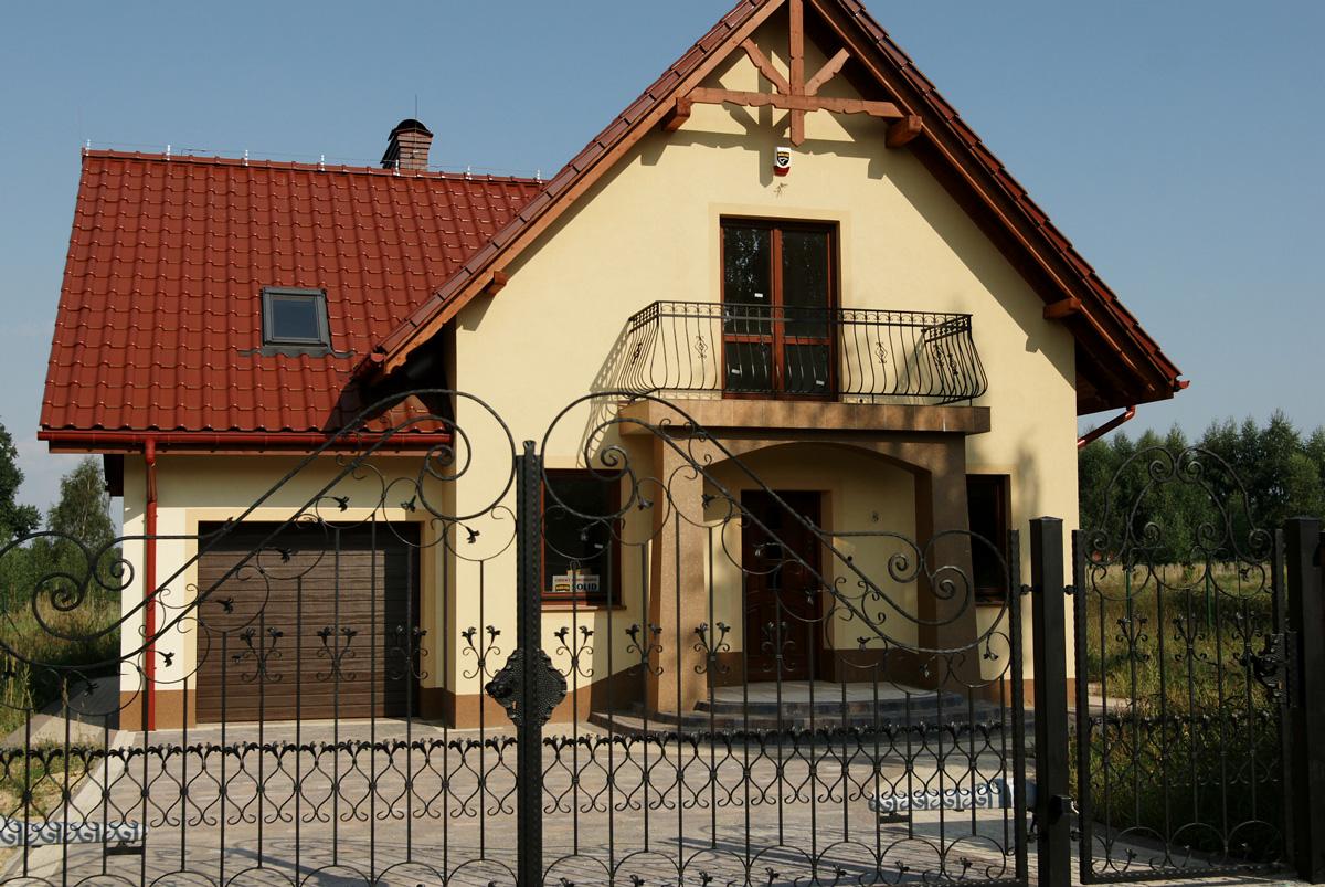 Dom w Morelach Dankowice - dom na sprzedaż