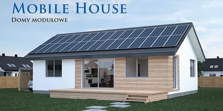 Mobile House dom modułowy